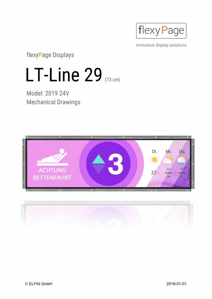 Technische Zeichnung LT-Line 29,0