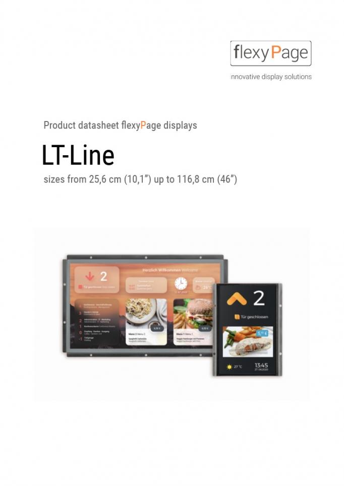 LT-Line product datasheet