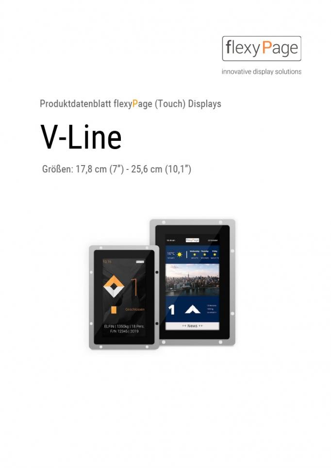 V-Line Produktdatenblatt
