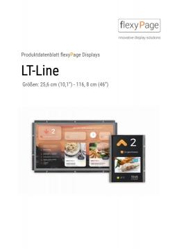 Produktdatenblatt LT-Line