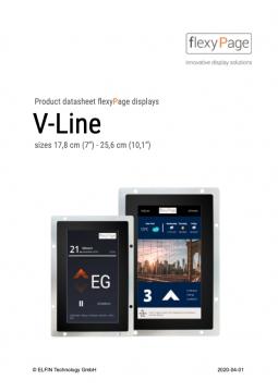 V-Line product datasheet V-Line