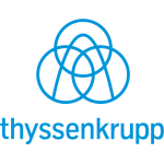 Logo thyssenkrupp Aufzuege