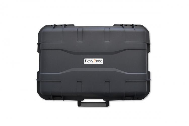 flexyPage Suitcase