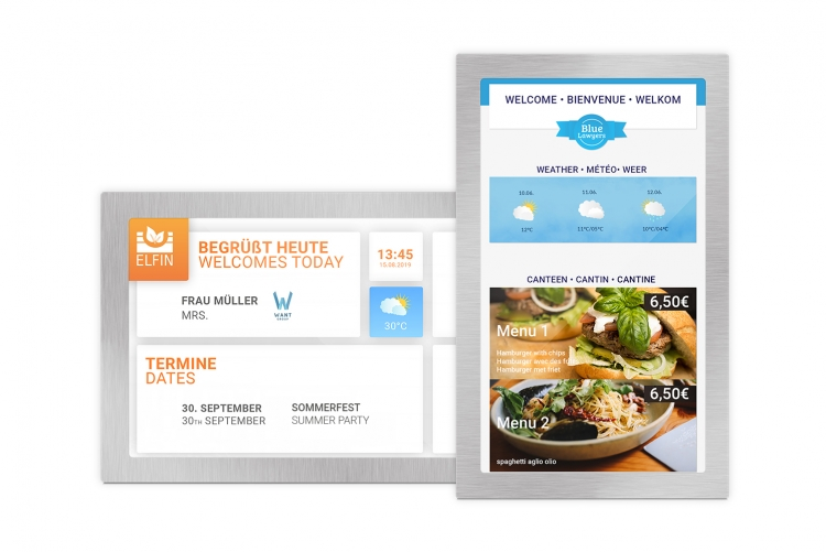 flexyPage dashboards for office buildings