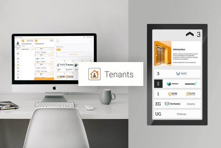 tenant digital management