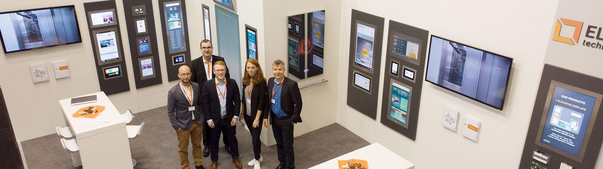 ELFIN technology auf der interlift 2019