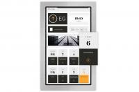 flexyPage Multimedia Touch-Display mit PIN-Eingabe für Zugangskontrolle