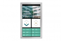 tenant directory for elevators display for hotels