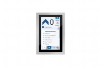 tenant overviews for V-Linde touch display