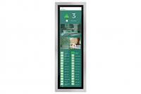 Kabinentableau Touch Display für Hotel