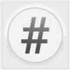 Widget Icon KeyPadCharacterButton