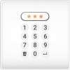 Car call flexyPage PINpad widget
